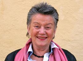 Elisabeth Busse - stellv. Vorsitzende