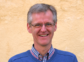 Pfr. Jörg Deppermann - Vorsitzender